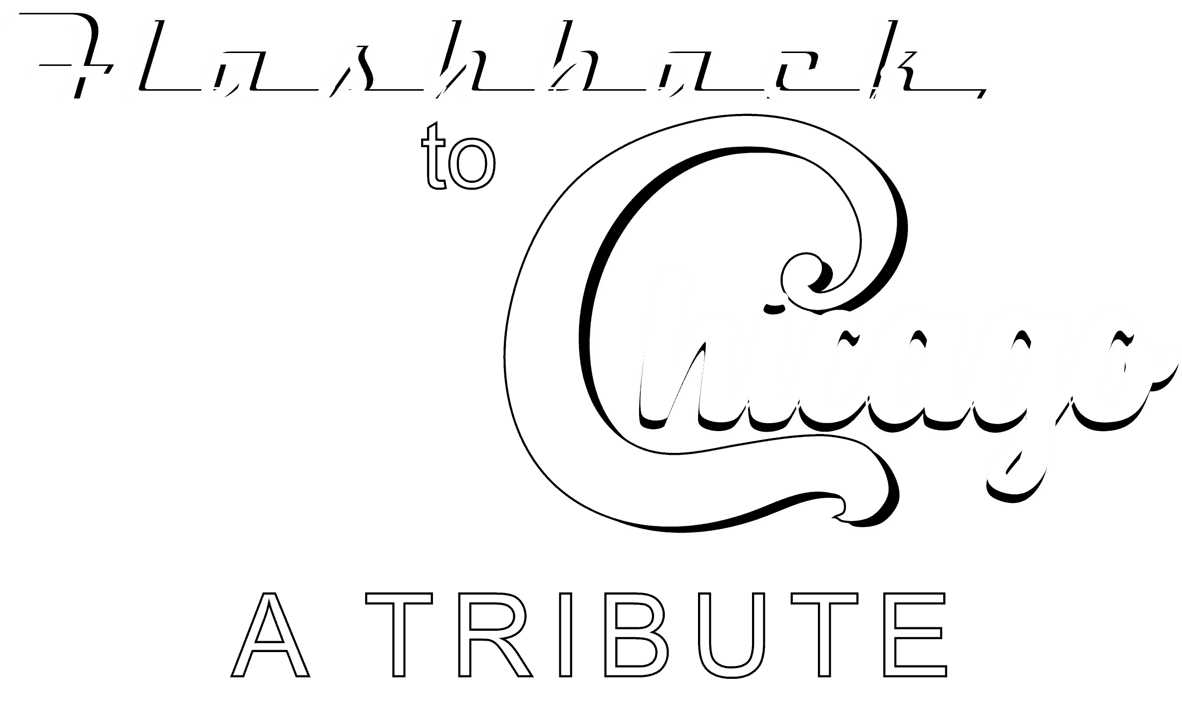 FLASHBACK TO CHICAGO LOGO